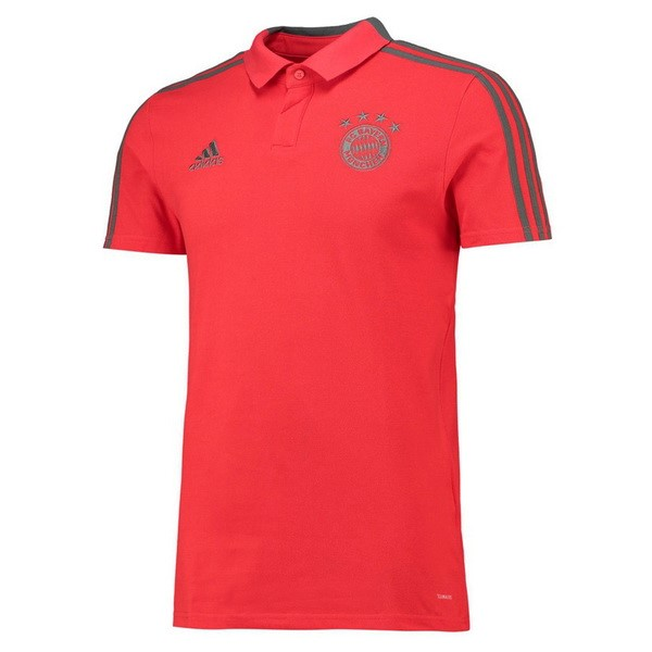 Polo Bayern 2018-19 Rouge