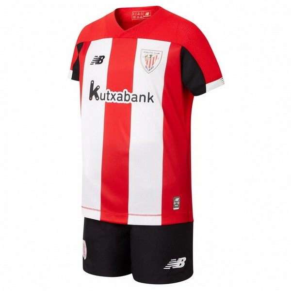 Maillot Football Athletic Bilbao Domicile Enfant 2019-20 Rouge