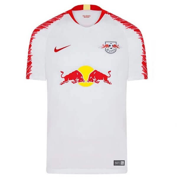 Maillot Football Red Bulls Domicile 2018-19 Blanc