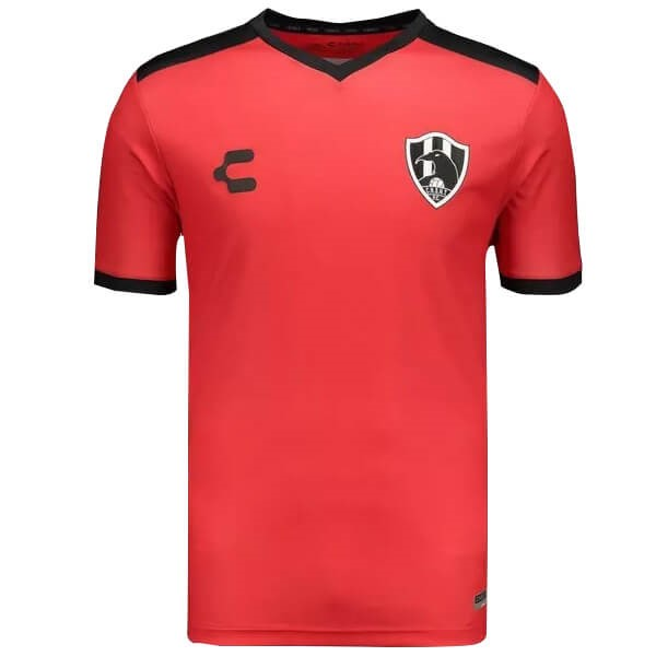 Maillot Football Cuervos Domicile Gardien 2019-20 Rouge