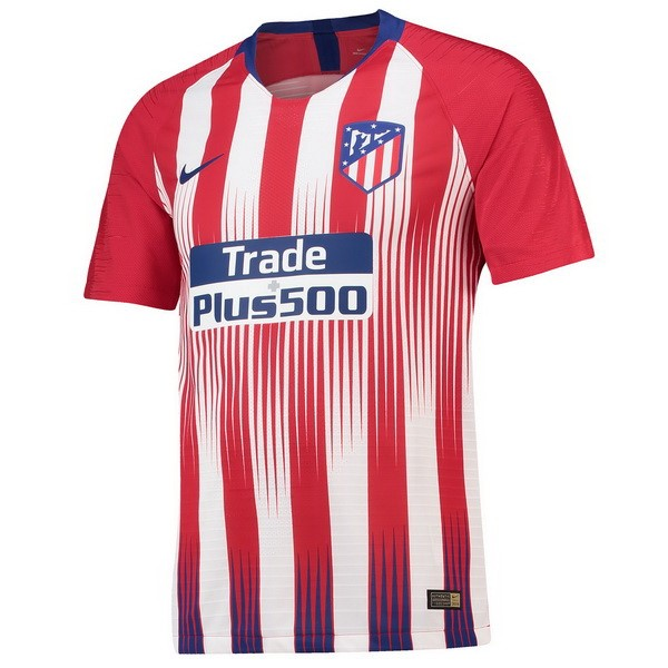Maillot Football Atlético Madrid Domicile 2018-19 Rouge