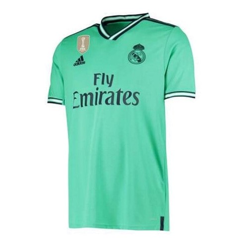 Thailande Maillot Football Real Madrid Third 2019-20
