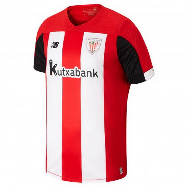 Maillot Football Athletic Bilbao Domicile 2019-20 Rouge Blanc