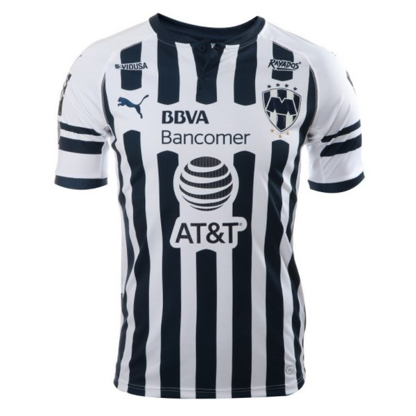 Maillot Football Monterrey Domicile 2018-19 Blanc