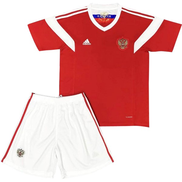 Maillot Football Russie Domicile Enfant 2018