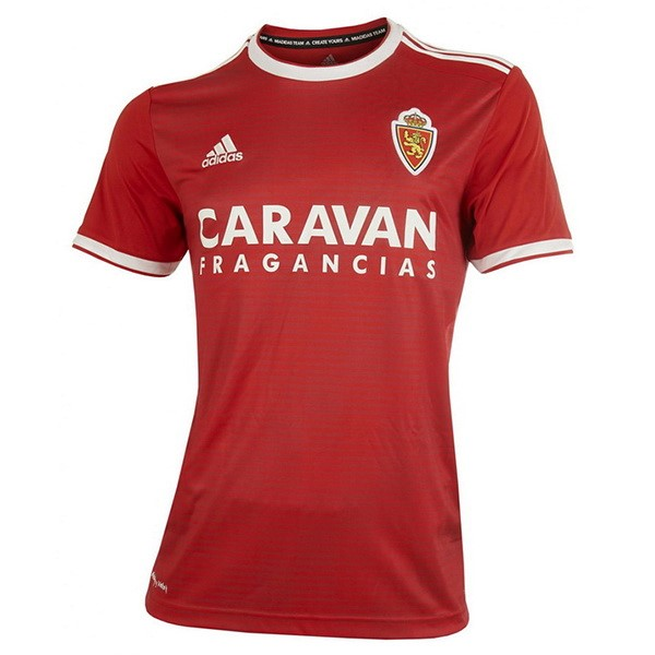 Maillot Football Real Zaragoza Exterieur 2018-19 Rouge