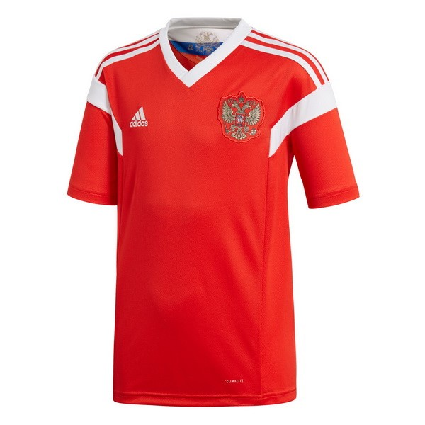 Thailande Maillot Football Russie Domicile 2018