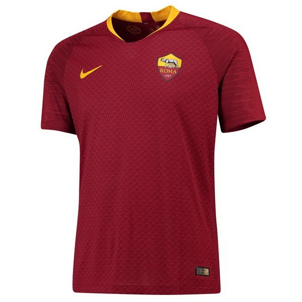 Maillot Football AS Roma Domicile 2018-19 Rouge