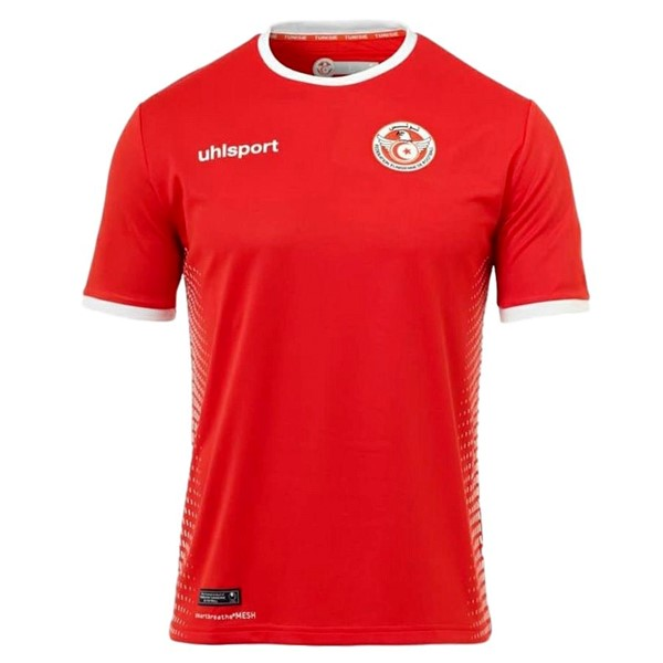 Maillot Football Exterieur Tunisia 2018 Rouge