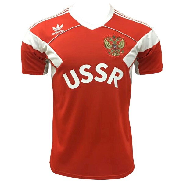 Maillot Football Russie Édition Commémorative 2018 Rouge